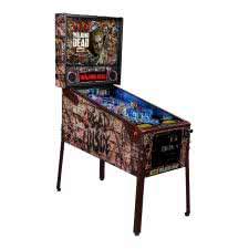Stern The Walking Dead Limited Edition Pinball Machine