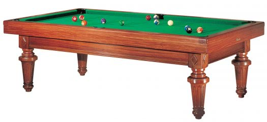 Chevillotte Louis XVI Tradition Slate Bed Pool Table