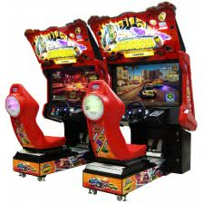 Sega Showdown Twin Arcade Machine