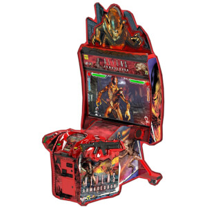 Aliens Armageddon Arcade Machine