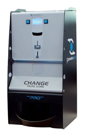 Dual Coin PRO Change Machine