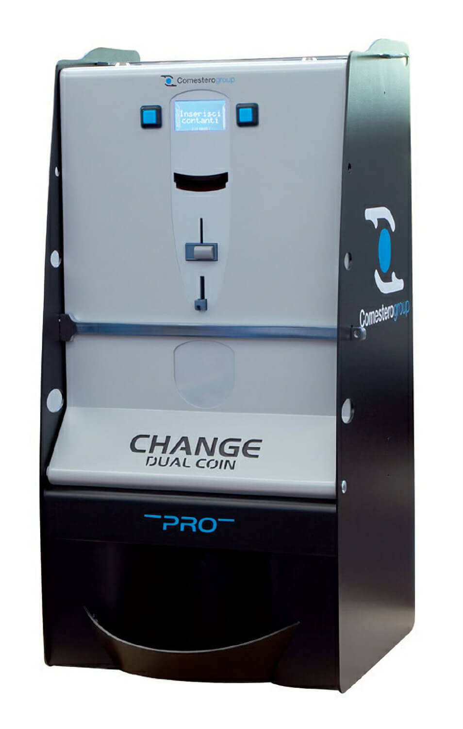 Dual Coin Pro Change Machine Liberty Games