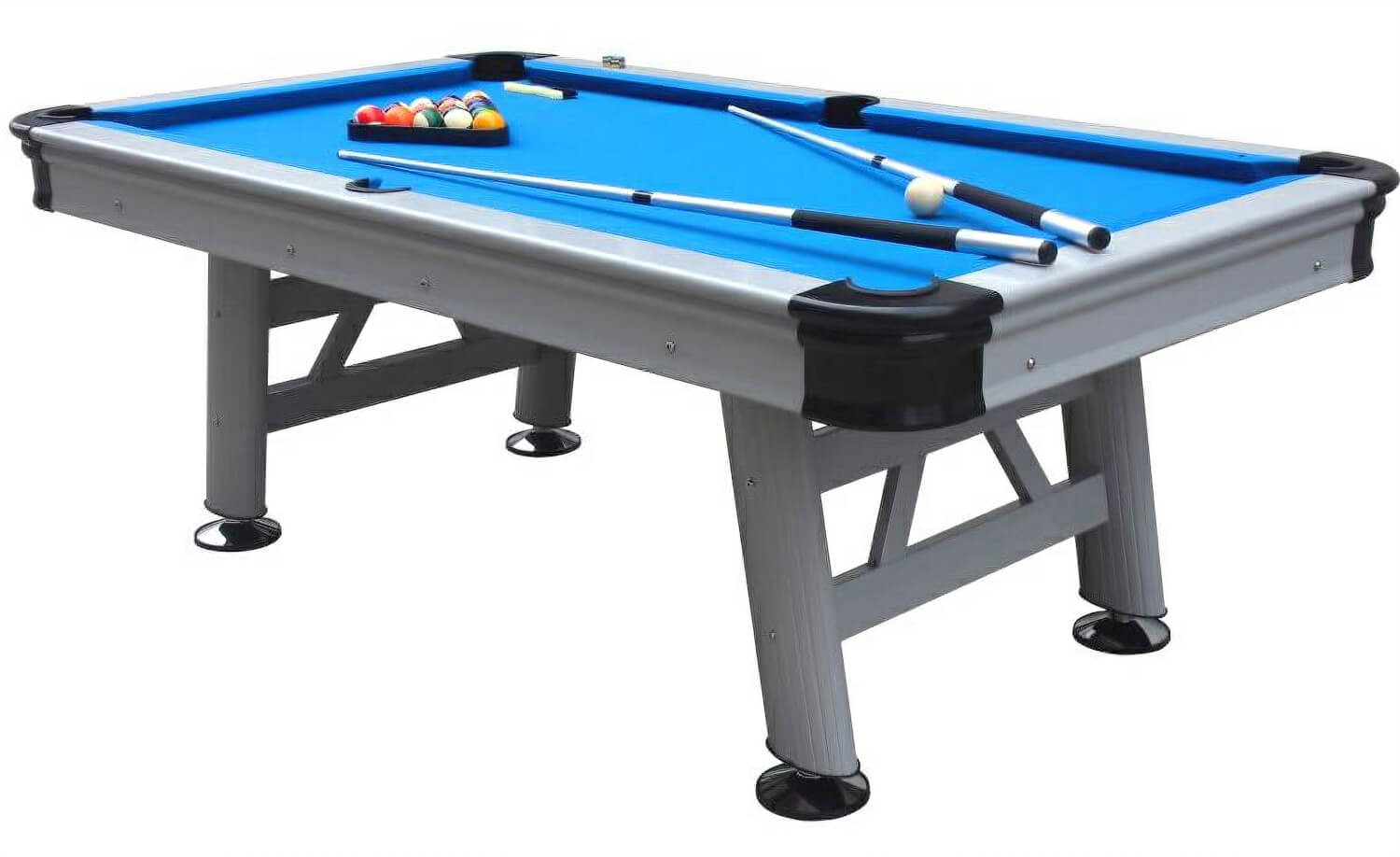 Astral 7ft Outdoor American Pool Table Liberty Games