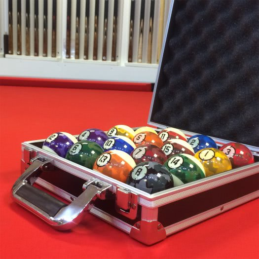 Aluminium Snooker Ball Carry Case (C0001710)