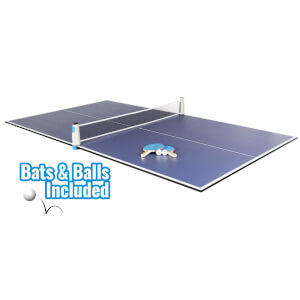 The Tekscore Table Tennis Top for pool tables