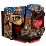Wahlap Monster Eye 5D Arcade Machine