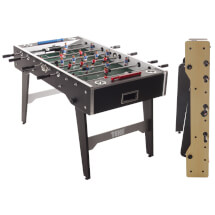 Folding 5ft Football Table by Tekscore