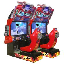 Sega KO Drive Twin Arcade Machine