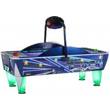 SAM Fast Track Evo 8-foot Air Hockey Table