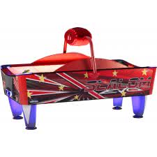 SAM Slalom Evo 8-foot Air Hockey Table