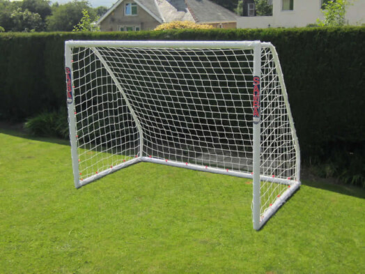Samba 8 foot x 6 foot Match Goal with uPVC Corners (G14MATCH)