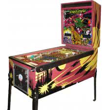 Counterforce Pinball Machine
