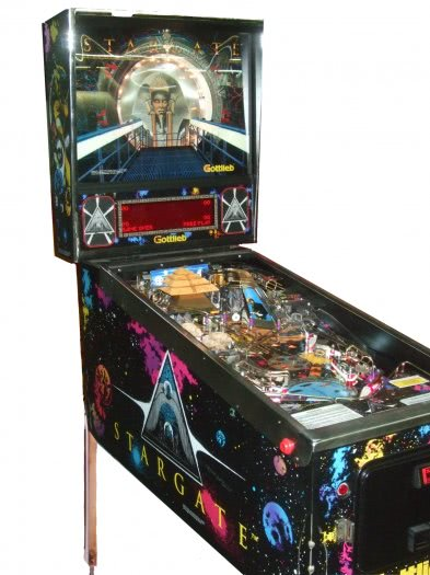 Stargate Pinball Machine