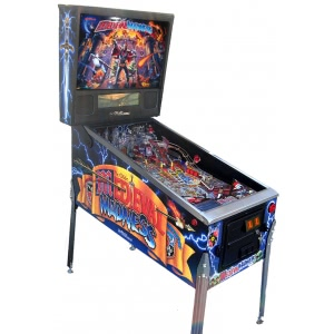 The Original Medieval Madness pinball - reconditioned!