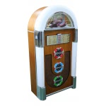 Steepletone BT CD Rock Zero 25 Replica Jukebox