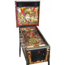 Bally Game Show Pinball Machine