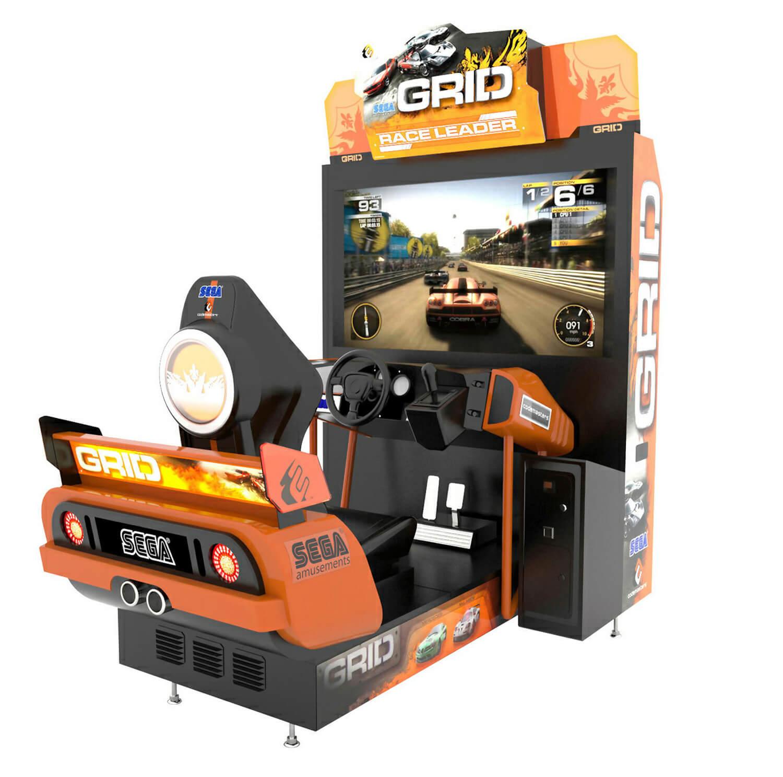 Car Games: Sega Grid Deluxe