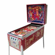 Medusa Pinball Machine