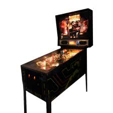 Laser War Pinball Machine