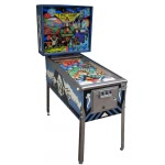 Time Warp Pinball Machine
