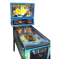 Mr & Mrs Pac-Man Pinball Machine