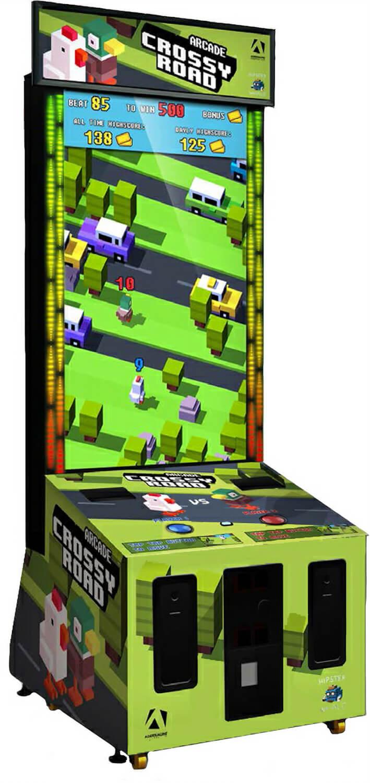 Crossy Road Arcade Machine Liberty Games