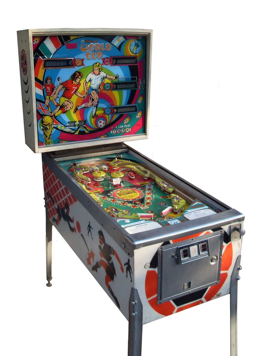 1978 pinball machine