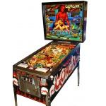 Gorgar Pinball Machine