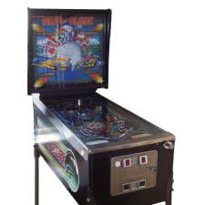 Beat The Clock Pinball Machine