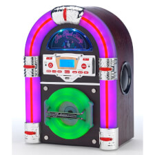 Steepletone Jive Rock Sixty Replica Jukebox