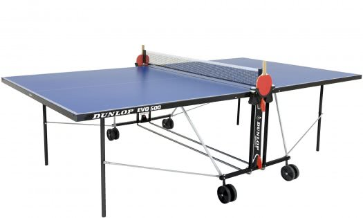 Dunlop EVO 500 Outdoor Table Tennis Table