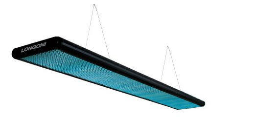 Longoni Compact Nautilus Pool & Snooker Table Lighting