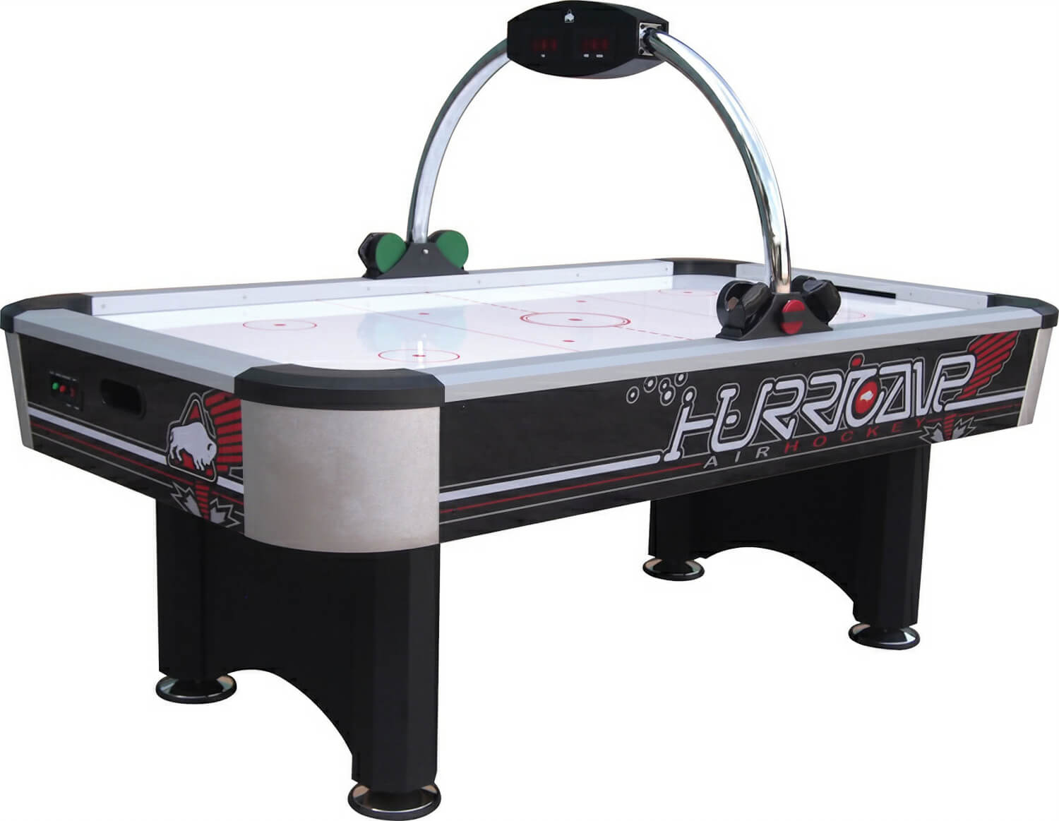 Buffalo hurricane air hockey liberty games for Table hockey