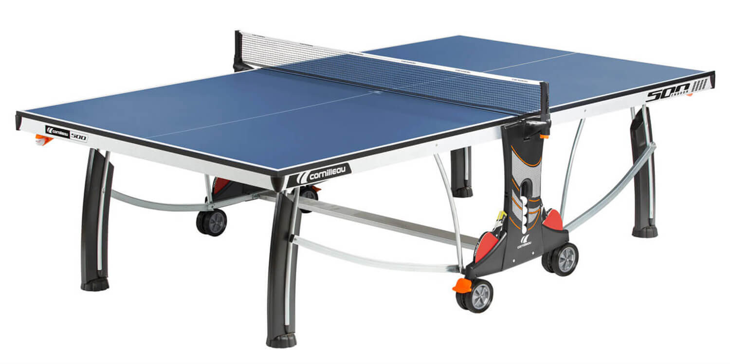 cornilleau performance 500 indoor tennis table | liberty games