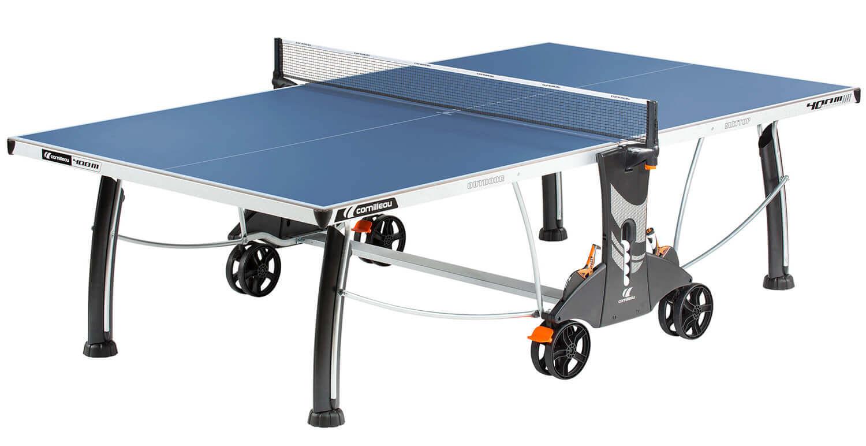 Cornilleau 400m tennis table liberty games - Table tennis de table cornilleau outdoor ...