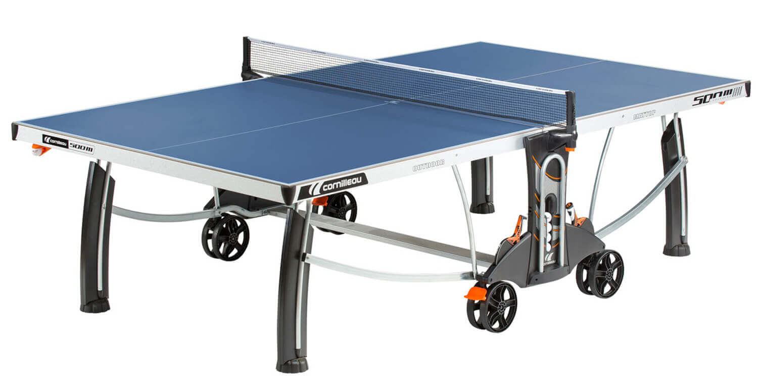 cornilleau 500m outdoor tennis table liberty games. Black Bedroom Furniture Sets. Home Design Ideas