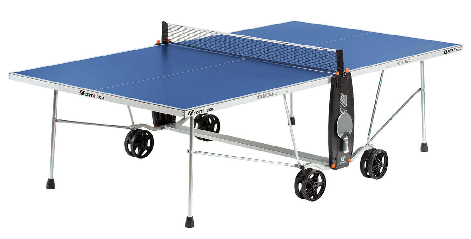 Cornilleau sport 100s tennis table liberty games - Table ping pong cornilleau outdoor ...