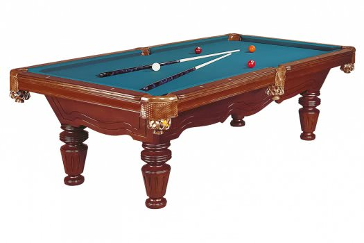 Dynamic Las Vegas Slate Bed Pool Table