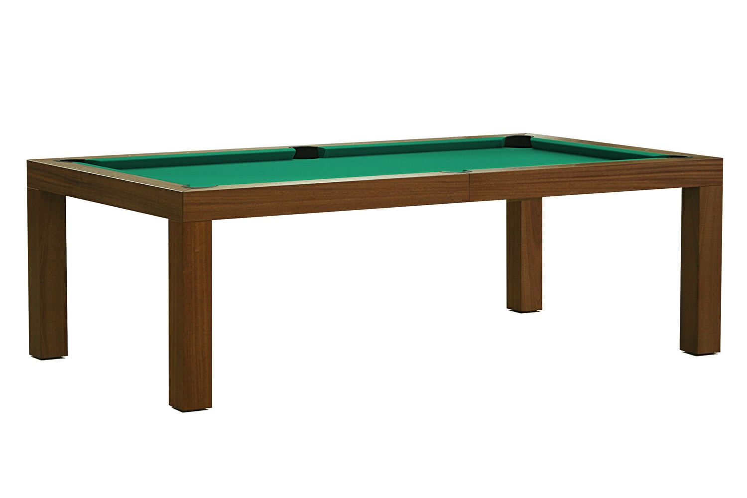 Dynamic Mozart American Slate Bed Pool Dining Table