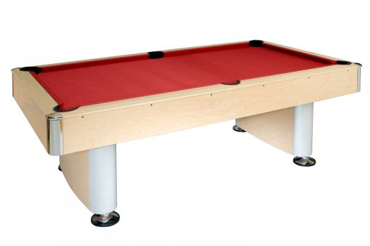 Dynamic Toronto 7ft Wood Bed Pool Table