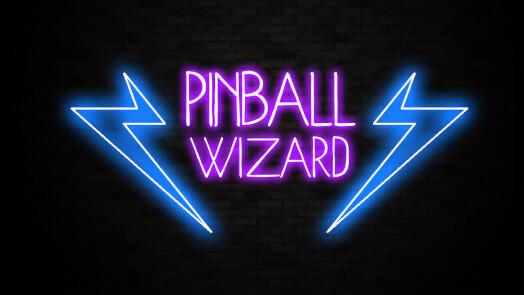Pinball Wizard Neon Liberty Games