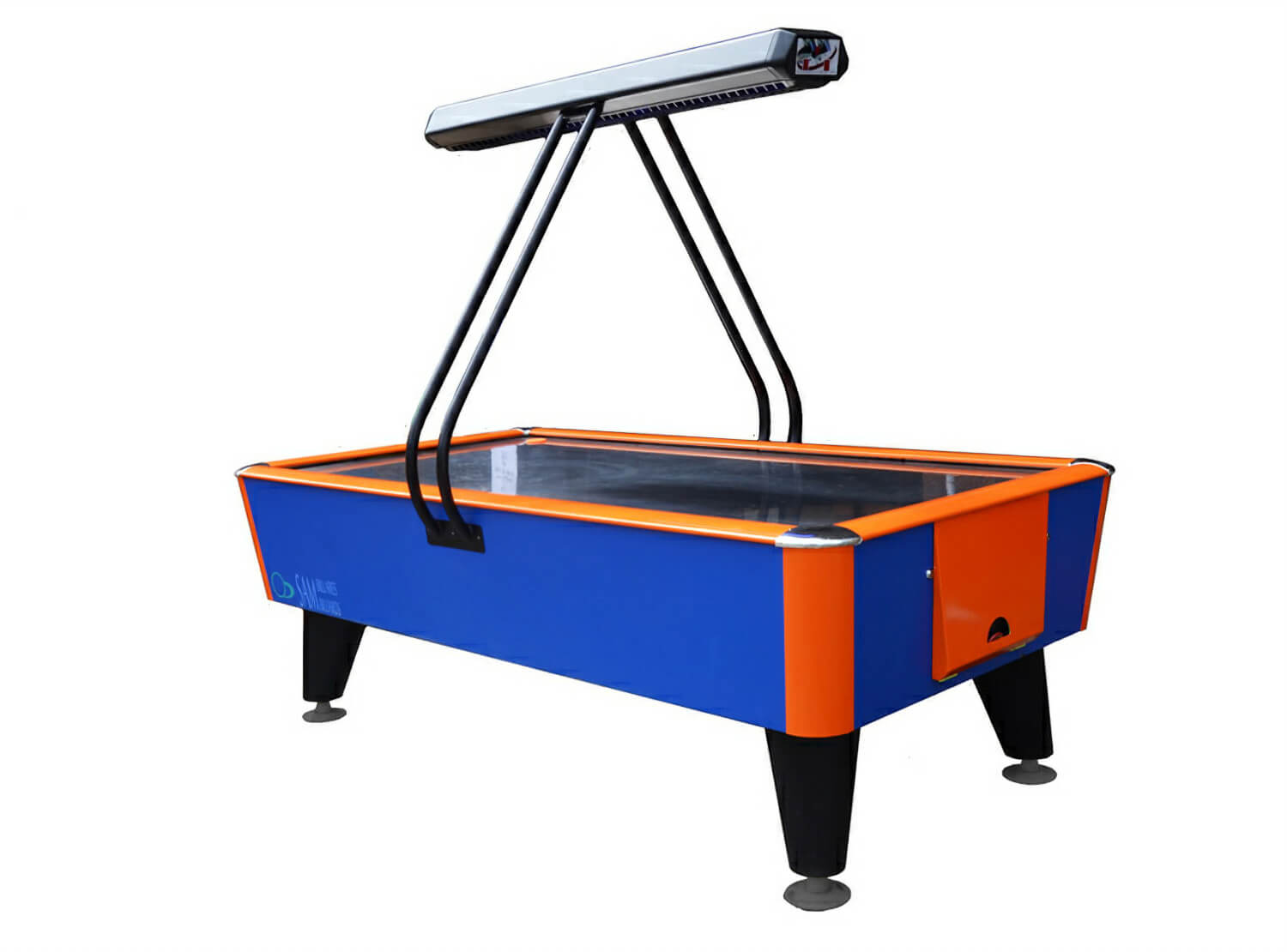 Reconditioned sam black track liberty games reconditioned sam black track 8ft air hockey table keyboard keysfo Image collections