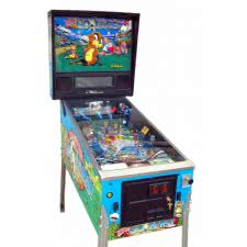 No Good Gofers Pinball Machine