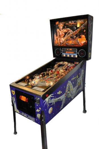Bride of Pin-Bot Pinball Machine