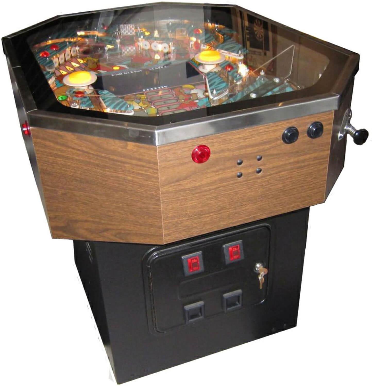 Night Moves Cocktail Pinball Machine