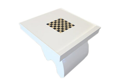 The Picasso Card & Games Table
