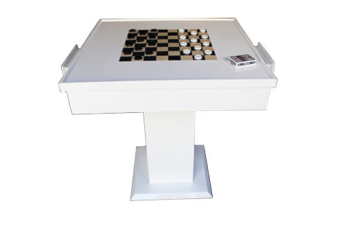 The Classic Card & Games Table