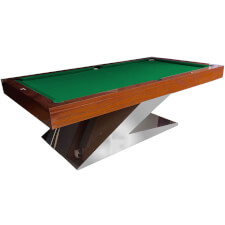 The Zen Luxury Slate Bed Pool Table