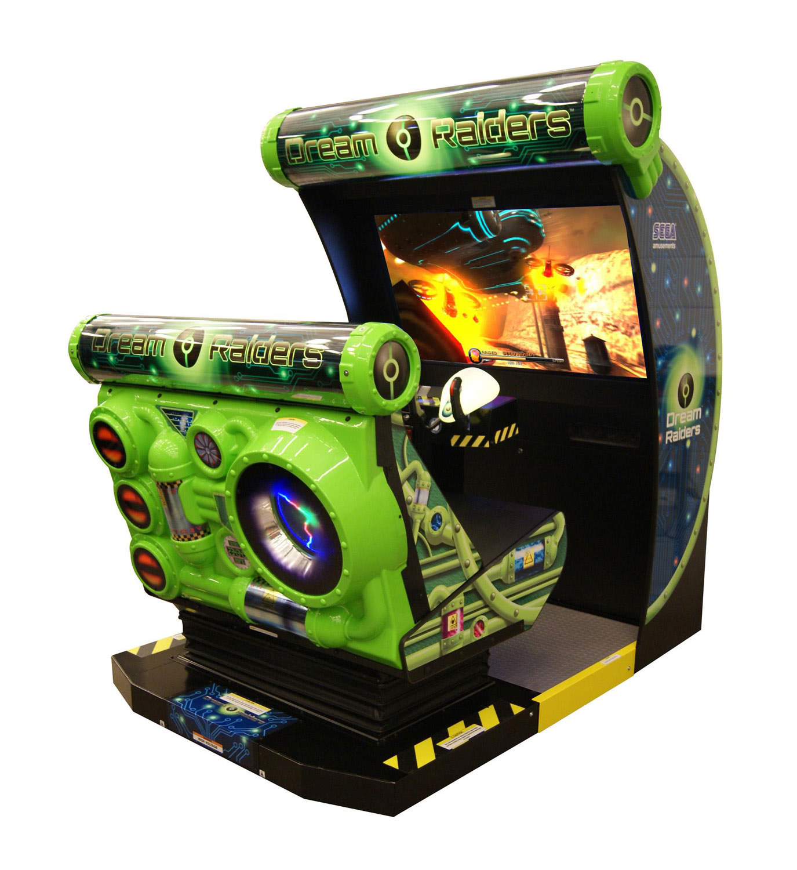 Sega Dream Raiders Arcade   Liberty Games
