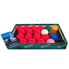 Aramith 2-Inch 22-Ball Snooker Set